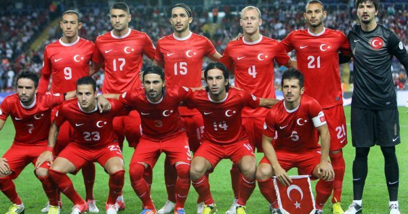 Daftar Pemain Tim Nasional Turki 2020