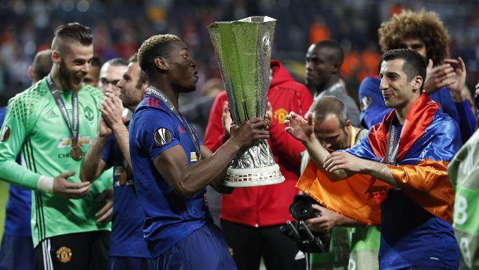 Manchester United Bisa Juara Liga Europa